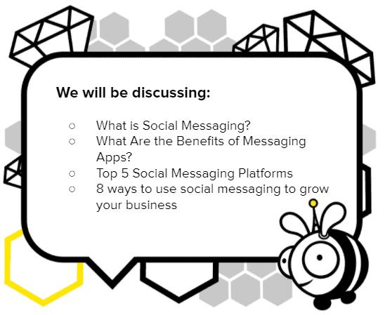 8 Ways Social Messaging can Help you Grow your Business